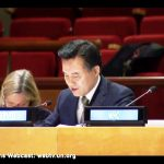 WMSCOG, Going with the UN CERF – Central Emergency Response Fund